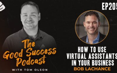 The Good Success Podcast – Tom Olson