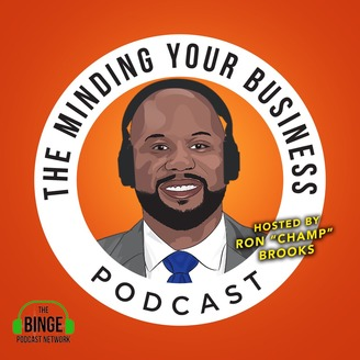 The Minding Your Business Podcast – Ron Brooks