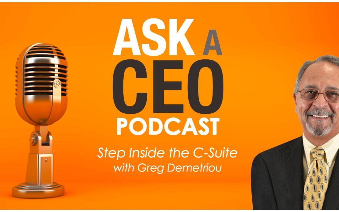 Ask A CEO – Greg Demetriou